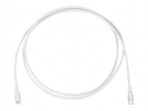 R825750 Patch Cord Cat6 HL, U/UTP, 3m, white