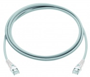 R830960 Patch Cord EL Cat. 6, U/UTP, 10m, Grey