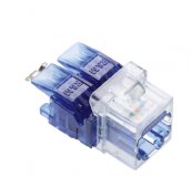 R813810 Connection Module Cat6, 1xRJ45u, keystone