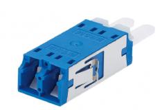 R820419 Adapter LC-Duplex PC, ceramic SM, C