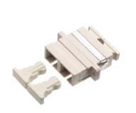 R821235 Adapter SC-Duplex PC, ceramic MM, M