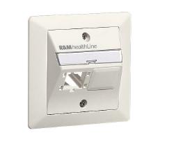 R824377 DM Global Outlet HL, 80×86, 2x1port
