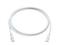 R825751 Patch Cord Cat6 HL, U/UTP, 5m, white