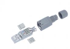 R312231 Plug FM45 Cat.5e shielded/unshielded